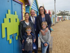 parents and children for usher research