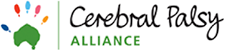 Cerebal Palsey Alliance logo