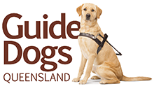 Guide Dogs Queensland logo