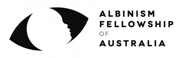 Albinism Fellowship Australia logo